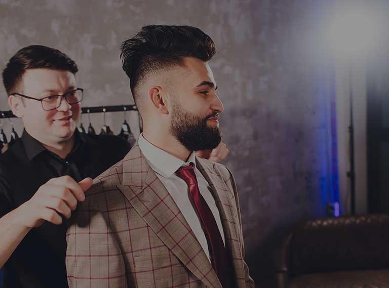 London bespoke suit makers
